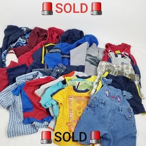 Other - 🚨SOLD🚨Bundle 22 pieces of child clothes 4T